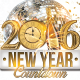 New Years Eve Count Down Party Template - GraphicRiver Item for Sale
