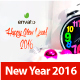 Happy New Year - Logo - VideoHive Item for Sale
