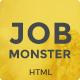 Jobmonster - Job Board HTML Template - ThemeForest Item for Sale
