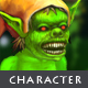 Goblin - Character Sprite - GraphicRiver Item for Sale