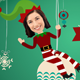 Christmas Elves Faces - VideoHive Item for Sale