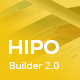 Hipo - Multipurpose Email Template + Builder 2.0 - ThemeForest Item for Sale