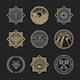 Linear Emblems  - GraphicRiver Item for Sale