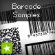 Barcode Samples - Bar code symbols - GraphicRiver Item for Sale