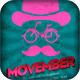 Movember Retro Flyer Vol.3 - GraphicRiver Item for Sale