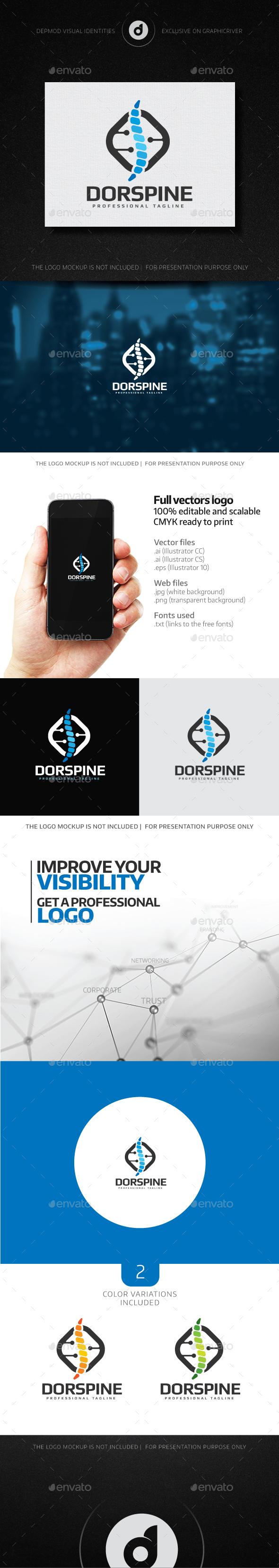 Dorspine Logo