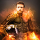 AfterBurn 4 Photoshop Action - GraphicRiver Item for Sale