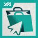 Click Store – ecommerce Logo - GraphicRiver Item for Sale