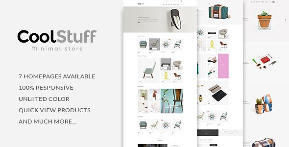 Leo Cool Stuff - Responsive Furniture & Interior Prestashop 1.7.5.x Theme
