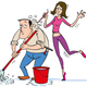 House Cleaning - GraphicRiver Item for Sale