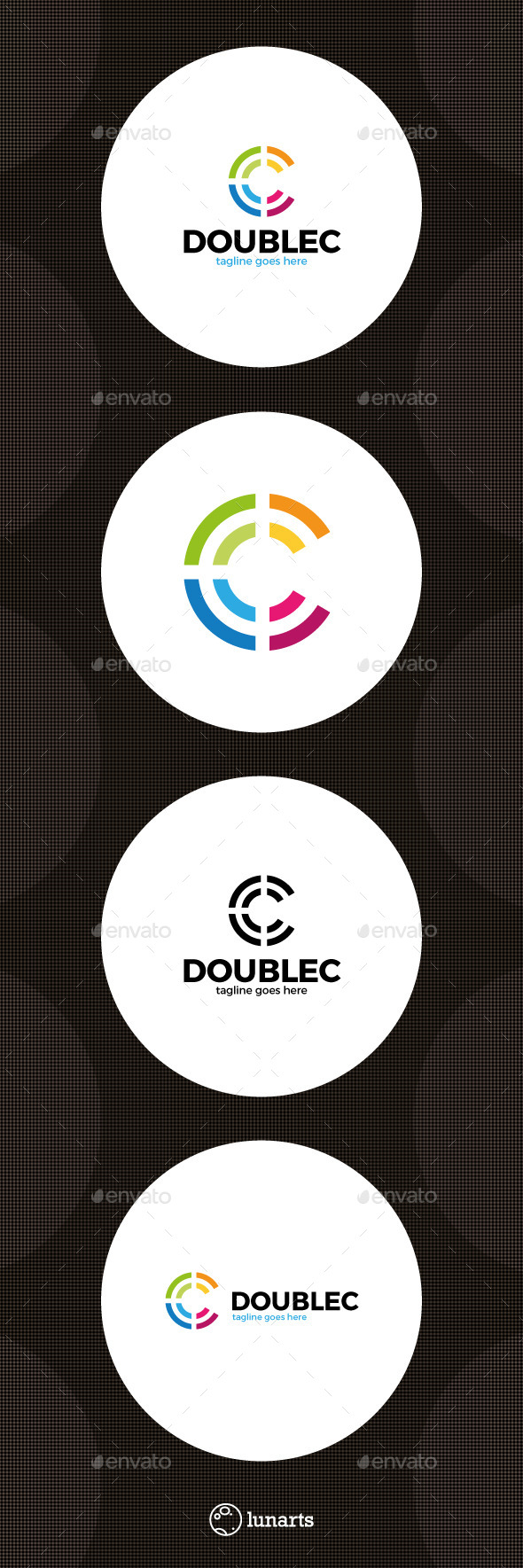 Creative Logo - Letter C