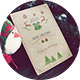 4 Christmas Greeting Cards - GraphicRiver Item for Sale