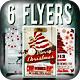 6 Flyers Super Christmas Bundle - GraphicRiver Item for Sale