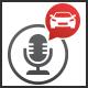 Auto Talk Logo - GraphicRiver Item for Sale