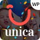 Unica - Event Planning Birthday & Wedding Agency WordPress Theme - ThemeForest Item for Sale