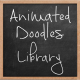 Animated Doodles Library V.1 - VideoHive Item for Sale