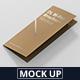 DL Bi-Fold Brochure Mock-Up - GraphicRiver Item for Sale