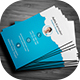 Cloudy Business Card - GraphicRiver Item for Sale