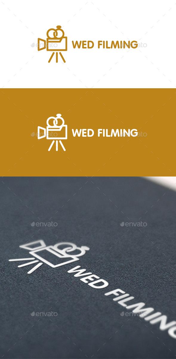 Wed Filming - Wedding Documentation Logo