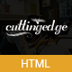Cutting Edge - Barber Html Template - ThemeForest Item for Sale
