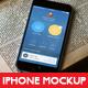 Phone 6 Mockup Vintage Theme - GraphicRiver Item for Sale