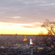 Sunset Over Paris  - VideoHive Item for Sale