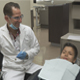 Kid Leans Back On Dentist Chair - VideoHive Item for Sale