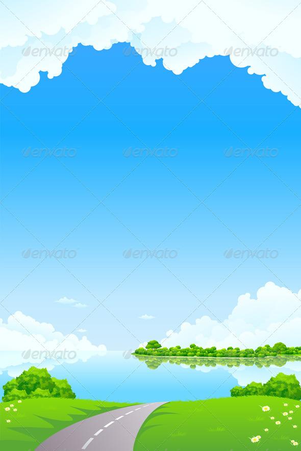 Fresh Landscape