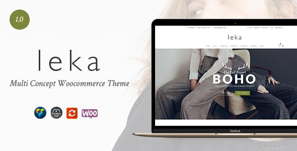 Review: Leka - Amazing WooCommerce Theme free download Review: Leka - Amazing WooCommerce Theme nulled Review: Leka - Amazing WooCommerce Theme