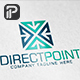 Direct point Logo - GraphicRiver Item for Sale