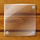Transparent Glass Plates - GraphicRiver Item for Sale