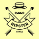Hipster Thin Line Badges and Logos. Vector Pack. - GraphicRiver Item for Sale