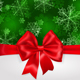 Christmas Backgrounds With Bow - GraphicRiver Item for Sale