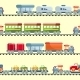 Toys Railway Seamless Pattern - GraphicRiver Item for Sale