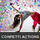 Confetti Photoshop Actions - GraphicRiver Item for Sale