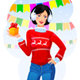 Girl with Christmas Gift on Holiday - GraphicRiver Item for Sale