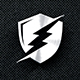Thunder Shield - Logo Template - GraphicRiver Item for Sale