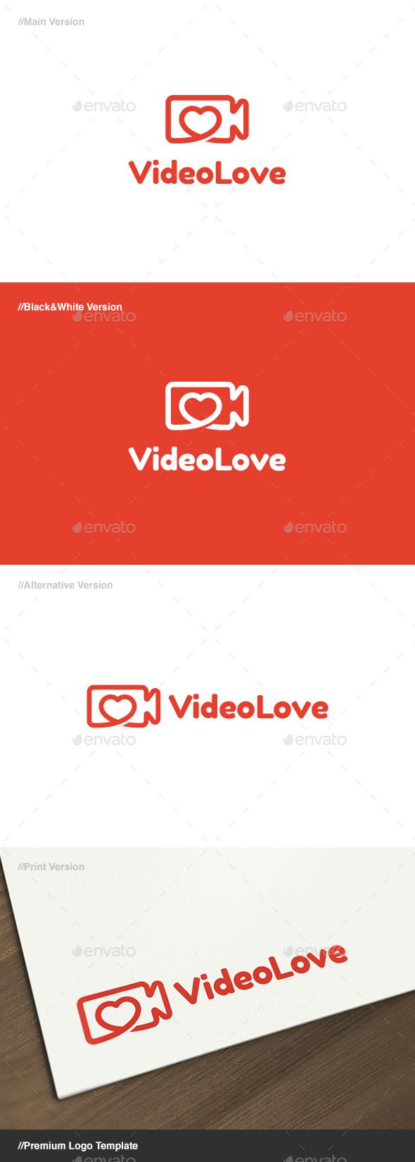Video Love Logo