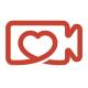 Video Love Logo - GraphicRiver Item for Sale