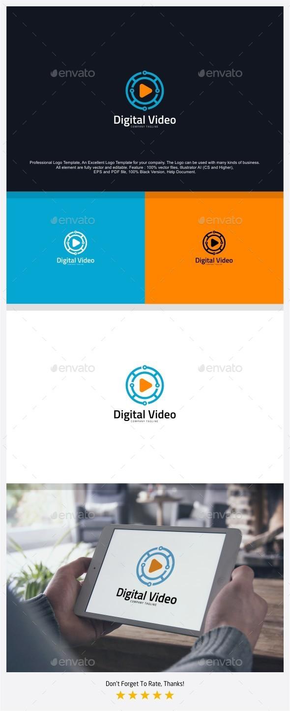 Digital Video Logo