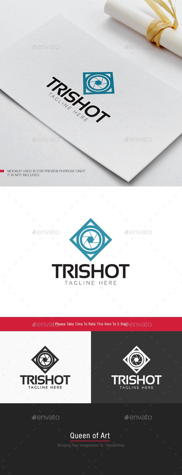 Tri Shot Logo