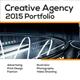 Creative Agency Portfolio Template - GraphicRiver Item for Sale
