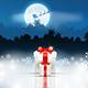 Christmas Santa Background - GraphicRiver Item for Sale
