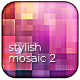 Stylish Mosaic Web Backgrounds - GraphicRiver Item for Sale