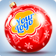 Christmas Ball Mockup - GraphicRiver Item for Sale