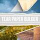 Paper Tear Builder - VideoHive Item for Sale