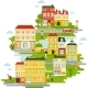 Town Map Background - GraphicRiver Item for Sale