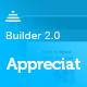 Appreciat - Modern Email Template + Builder 2.0 - ThemeForest Item for Sale