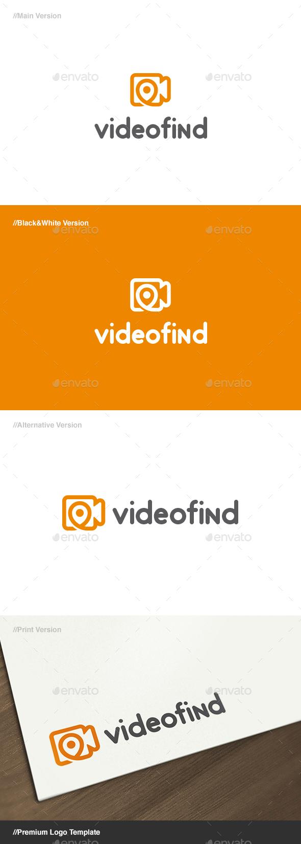 Video Find Logo