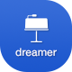 Dreamer KeyNote - GraphicRiver Item for Sale